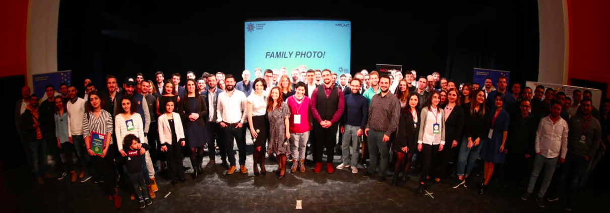EuroAsian Startup Awards 2020 - meout - innovation