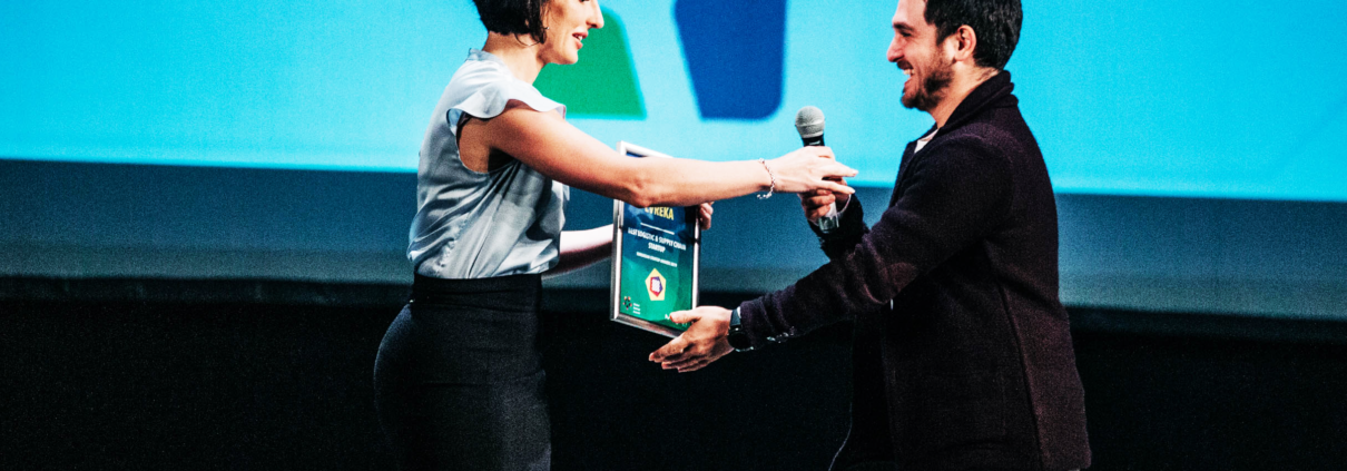 Marina Marinkevich - Interview - EuroAsian Startup Awards